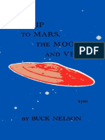 My Trip to Mars, The Moon and v - Buck Nelson