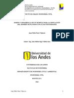 Diseño y Desarrollo de Un Modelo Para La Simulación Del Bombeo de Fluidos Con Altas Viscosidades