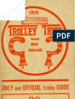 (1900) Trolley Trips Through New England