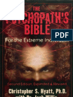 CS Hyatt - Psychopaths Bible