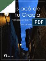 2015 - Más Acá de Tu Gracia - Teopoesía Latinoamericana - CETI-LCV