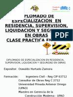 2.Modulo Clase Practica en Obra Residente y Supervisor