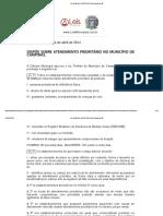 Lei OrdináriLei Ordinária 14789 2014 a 14789 2014 de Campinas SP