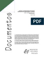 Control de Operaciones Financieras - Carbajo Vasco