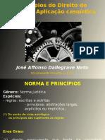 - Princípios do Direito do Trabalho - Pós-Graduação Unicuritiba