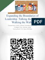 hstw  expanding the boundaries of leadership - presentation 1 pptx
