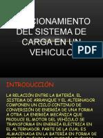 Sistema de Carga y Arranque de Un Vehiculo Motorizado