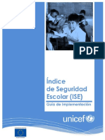 Indice de Seguridad Escolar ISE Final