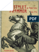 Le Pistolet Frommer Manual