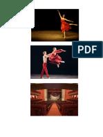 Estructura de La Madera e Imagenes de Danza