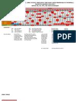 Kalender Pendidikan 2016-2017 Jawa Timur
