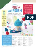 Fairy Garden by Sarah Shrimpton