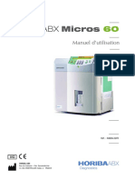 Coulteur ABX Micros 60