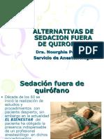 3.5 - Nuevas Alternativas de Sedacion Fuera de Quirofano