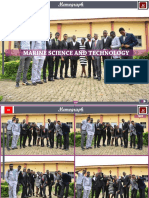 Memograph - Marine Science Technology dept
