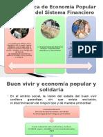 Ley Orgánica de Economía Popular y Solidaria Del