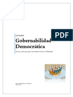Gobernabilidad Democrática GTZ