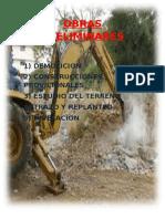 Pocedimiento de Demolicion de Edificaciones