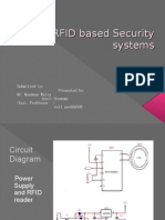 RFID Based Security Systems