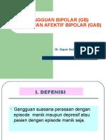 Gangguan Bipolar (Gb)