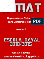 Livro Xmat Vol04 Escola Naval