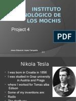 Nikola Tesla Exposicion