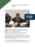 05.16.05 Mantiene Control Moreno Valle Sobre Nuevo Instituto de Transparencia