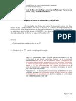 Proposta de Alteração Estatutária – ASSOJAFMS 6