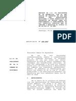 Mensaje Presidencial 104-364 Incentivo al Retiro Anef
