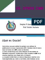 Oracle vs. Otros Cmr
