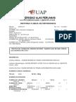 Historia Clinica de Ortodoncia