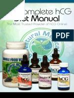 HCG Diet Manual