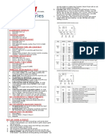 South Total Station Reference Guide for NTS-360 Series