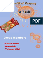 Date Rolls