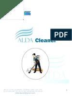 Alda Cleaner Presentacion
