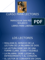 50491673 Curso Para Lectores