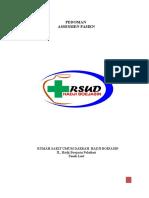 Panduan Discharge Planning