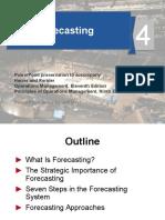 Ch04 Forecasting