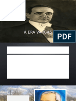 Vargas e Segunda Guerra
