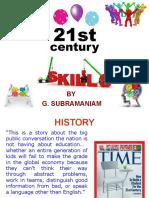 21st Century Skills 23 Apr 16