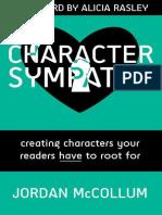 Character Sympathy - Jordan McCollum