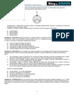 Física – Eletrostática Eletrização e Cargas Elétricas.