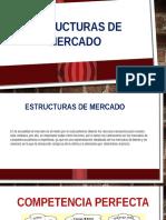 Estructuras de Mercado 2 Agregado Efectos