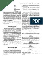 Regulamento Do Concurso Literário Pedro Da Fonseca
