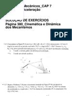 Elementos Mecânicos CAP7 AULA06
