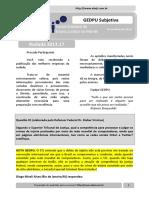 Resultado GEDPU Subjetiva - Rodada 2013.17 (Ata)
