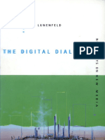 The Digital Dialectic. Essays on New Media. Edited by Peter Lunenfeld