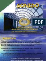 7º primera CLASE BIOCLIMATICA 2016 SONIDO.ppt