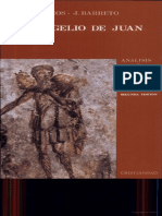 (G) El Evangelio de Juan J Mateos J Barreto