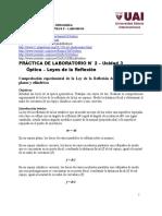 Fisica II-Laboratorio Optica